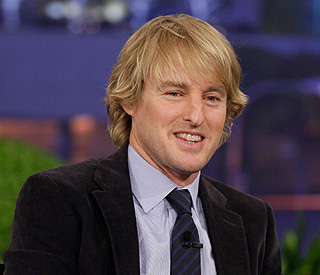 Owen Wilson to become father 'any day now'