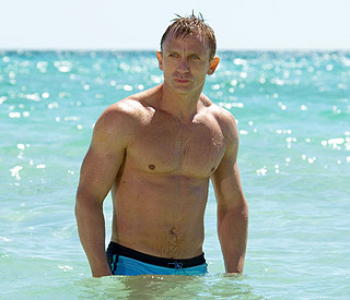 Bond's back: Daniel Craig's third film gets go-ahead