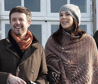 Princess Mary and twins to go home in next few days