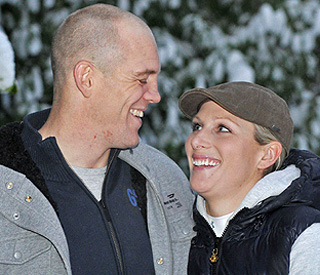 Zara Phillips and Mike tipped to marry in Scotland