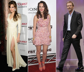 Hellomagazine.com's most attractive stars of 2010
