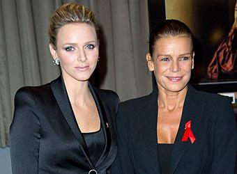 Princess Stephanie: Charlene is 'dream' sister-in-law