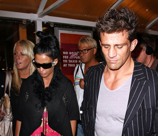 It's over: Katie Price confirms splits from Alex Reid