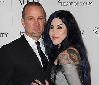 Jesse James and 'best friend' Kat Von D are engaged