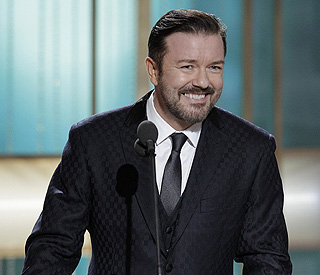 Ricky Gervais: 'I'm sorry if I offended'