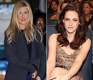 Jennifer Aniston and Kristen Stewart up for Razzies