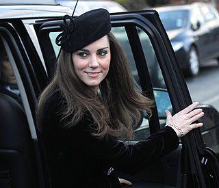 Kate Middleton quits job to concentrate on wedding