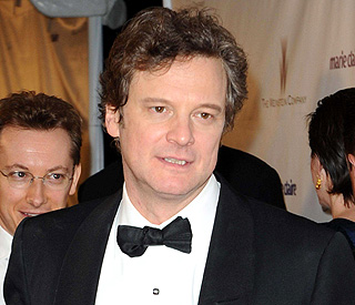 Colin Firth: Oscar nomination is 'humbling'