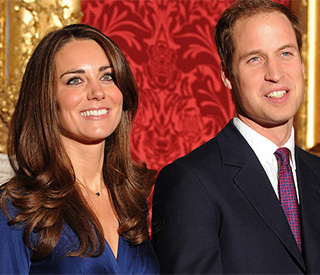 Fax invitations for Kate and William wedding