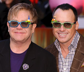 'My son's not allowed to support Chelsea': Elton John