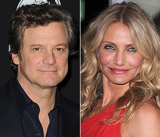 Colin Firth and Cameron teaming up for film remake