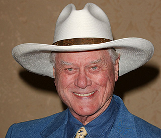 JR's back: Larry Hagman signs up for new 'Dallas'