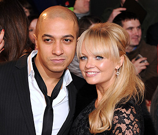 Pregnant Emma Bunton reveals the sex of her baby