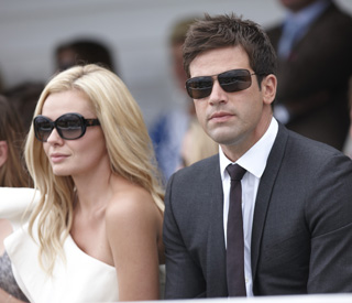 Katherine Jenkins is engaged to Gethin Jones