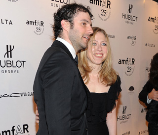 Chelsea Clinton and husband dash marriage rumours