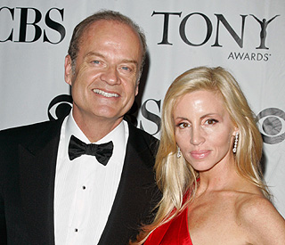 Kelsey Grammar and wife finalise divorce
