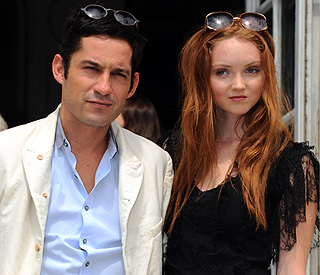Lily Cole and actor love end long-distance relationship