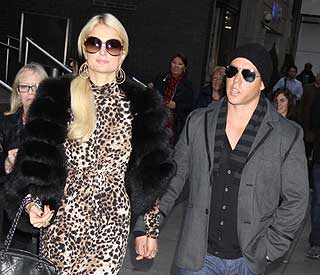Wedding bells ringing for Paris Hilton?