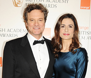 Colin Firth: 'I'd never cheat on my beautiful wife'