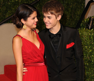 Justin Bieber and Selena Gomez dressed up for a date
