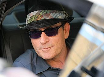 Charlie Sheen hopes kids will question his behaviour