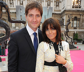 Baby number three for Claudia Winkelman