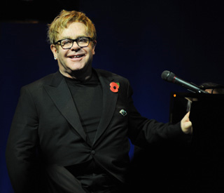 Elton John will be attending royal wedding after all