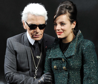 Lily Allen to walk the aisle in Chanel