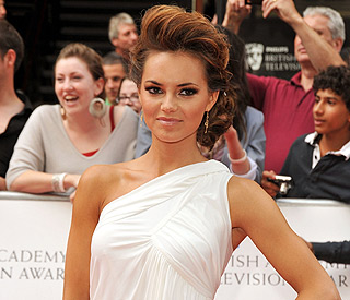 'Strictly' winner Kara Tointon waltzes into West End