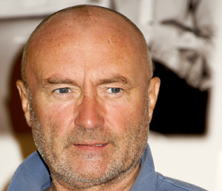 Fatherly love is reason for Phil Collins' retirement