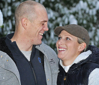 Zara Phillips and Mike Tindall set wedding date