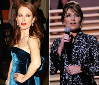 Julianne Moore tackles Sarah Palin role