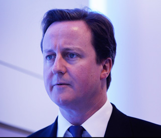David Cameron pledges support in Japan earthquake