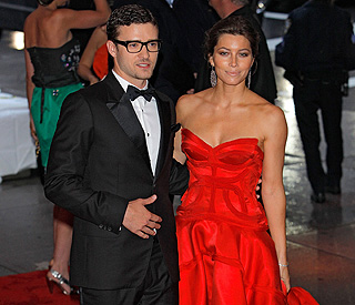 Justin Timberlake and Jessica Biel split up