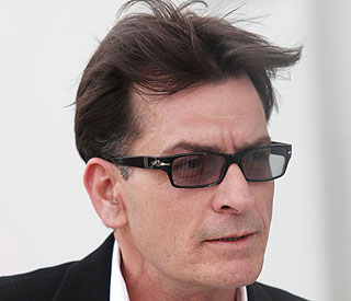 Charlie Sheen misses sons' birthday party