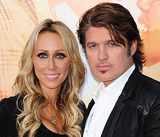 No achy breaky heart: Billy Ray Cyrus drops divorce
