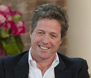 Hugh Grant is 'perfect gent' during hospital dash