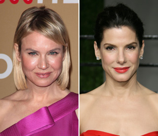 Renee Zellweger turns to Sandra Bullock for comfort