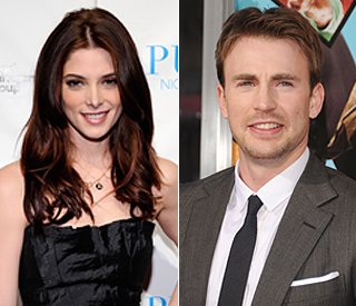 Twilight's Ashley Greene linked to Captain America star