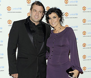 Kym Marsh tweets thanks for 'beautiful baby girl'
