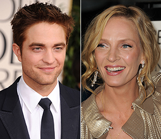 Uma Thurman: Robert Pattinson will be 'serious actor'