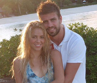 Shakira confirms romance with her 'sunshine' Gerard