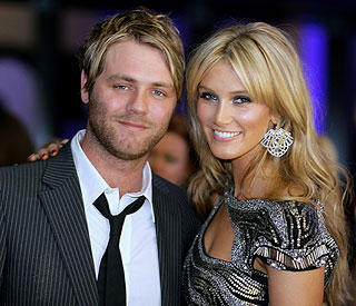 Brian McFadden splits from his 'angel' Delta