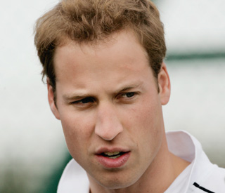 Prince William: Wedding is a 'daunting prospect'