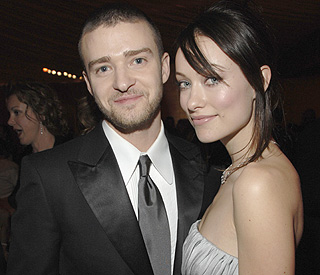 Justin Timberlake linked to House star Olivia Wilde