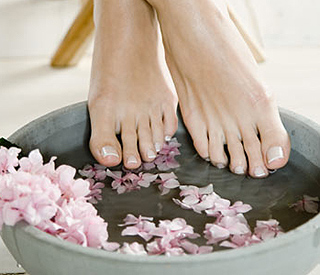 Get your feet ready for summer - three top tips
