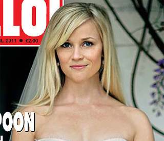Get the look: Reese Witherspoon's bridal beauty