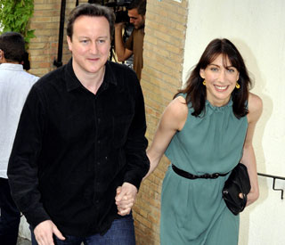 David Cameron lays on romantic birthday trip for Sam