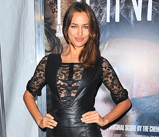 Hit or miss? Vote now on Irina Shayk's style