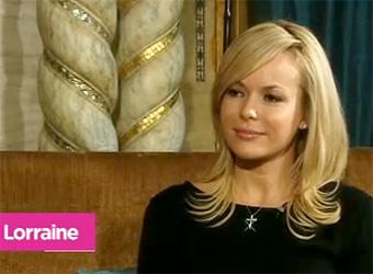 Brave Amanda Holden hopes to have more children